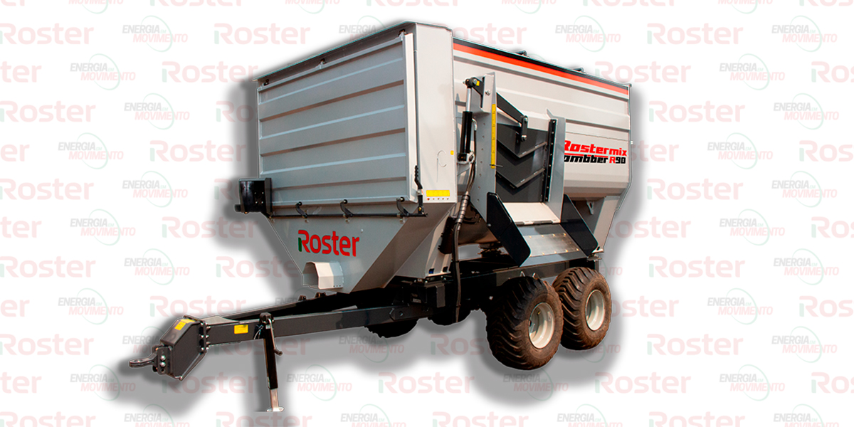 Rostermix Tombber R90