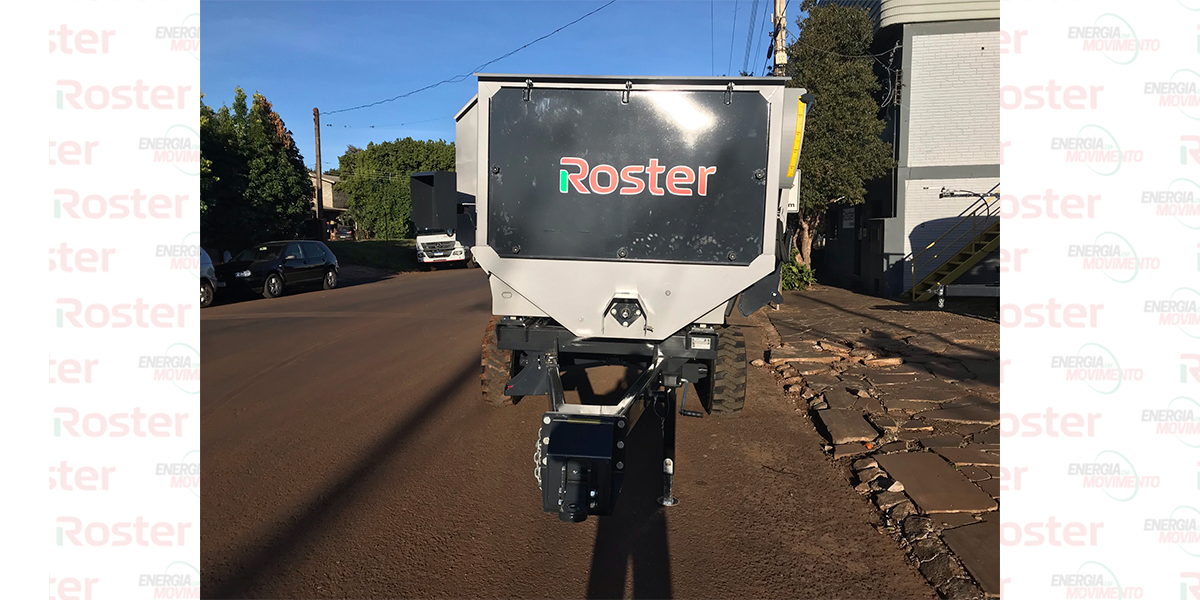 Rostermix Tombber R60