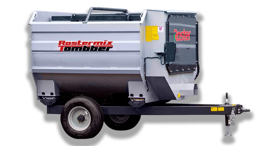 Rostermix Tombber R40