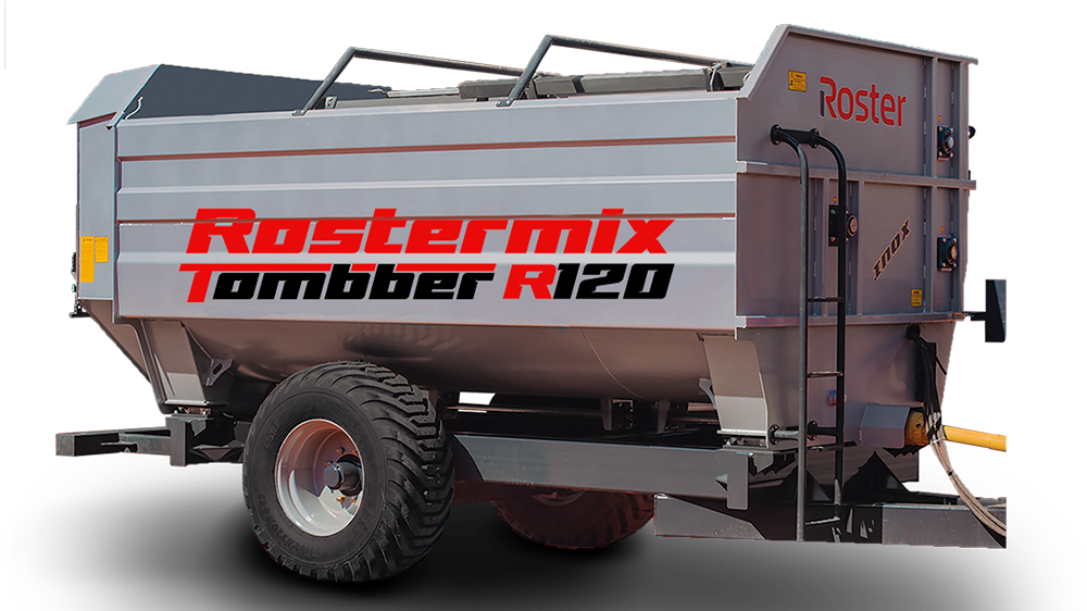 Rostermix Tombber R120
