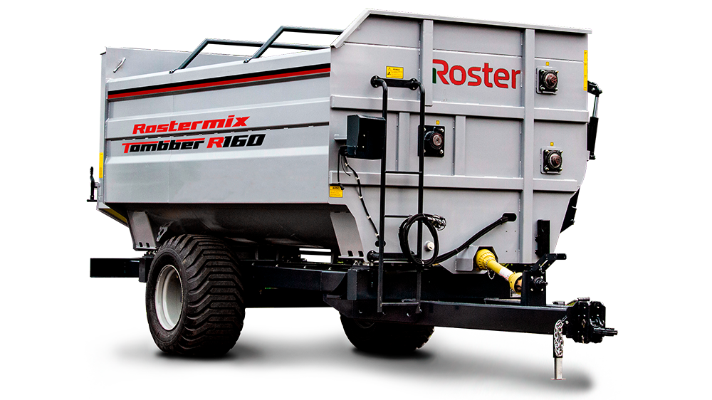 Rostermix Tombber R160